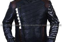 Bucky Barnes Avengers Infinity War Jacket