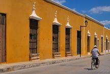 Montse & Francisco / Este es un board de ideas y lugares de interés para la sesión fotográfica en Mérida, Yuc.