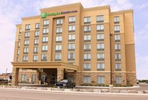 Holiday Inn Express & Suites Timmins, Ontario / Downtown Timmins hotel, just minutes from Victor M. Power Airport (YTS) and Timmins and District Hospital. A smart choice for travelers when your compass points to Timmins: modern, quality guest rooms, welcoming public spaces and all of the amenities guests love from Holiday Inn Express.