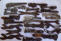 винтажные инструменты