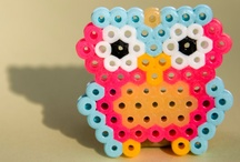 .perler beads_ / perler beads