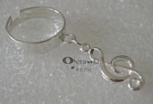 Operamia - Silver sterling rings