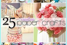 Crafts- Paper / by Jennie Carroll Little