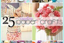 Paper Crafts! / by Andrea Cammarata