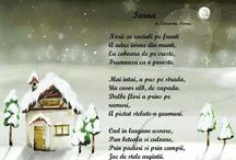 Poezii iarna