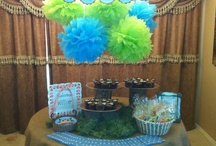 Baby Shower / by Lisa Fowler