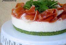 Cheesecake dolci e salate