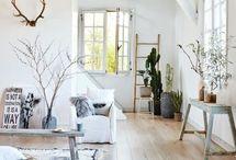Huisdecoratie / Leuk idee hal