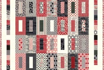 jelly roll quilts / by Vickey Hughes