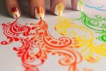 Uñas creativas