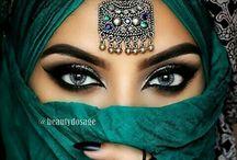 İndian Makeup