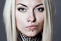 face / by Rouben Maliyan