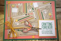 Stampin' Up! Crafting Forever