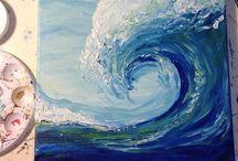 Water, sea