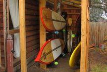 Watercraft storage