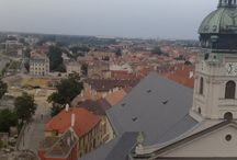 Town of Gyor, Hungary / ...beauty for me....