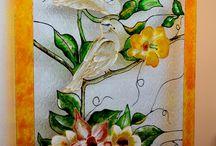 Malowane na szkle