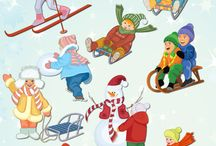 zimné športy