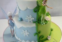 Tinker bell and Friends / by Honey Bristow
