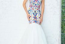 Embroidered Prom Dresses