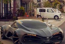 Konzeptfahrzeuge