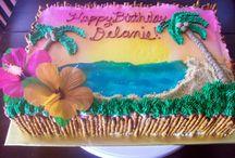 hawajskie urodziny