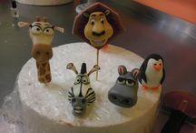 Madagascar Cakes