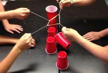 Ice breakers & Games / Class ice breakers