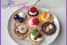 felt foods - tarts