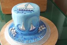 Sailing Cakes