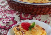 Casseroles / Baked in a casserole dish - enjoy these comforting and delicious dishes from breakfast to dessert! / by Sunday Supper