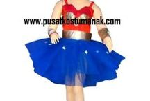 Jual Kostum Anak Wonder Woman