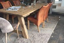 WOODEN TABLE DESIGN / INTERIOR DESIGN