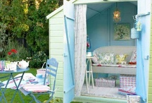 outdoor spaces / by Molly Patterson