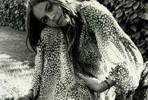 Hippie Range / 60's 70's hippy style