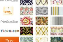 Quilting fabric - on line stores