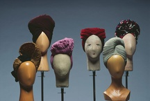 Millinery:  Turbans and Other Head Wraps