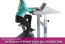 Stay Active at Work - Active Office