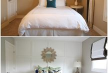 Guest room remodel / by Nancy Doohickey