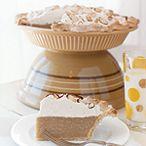 Cream, Chocolate, & Nut pies