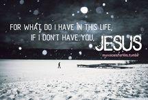 My Savior! / by Alexa Rose