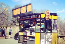 NY Food Scene: Truck Edition / From savory to sweet, our round-up of the best street eats in the city.  / by mellie roth