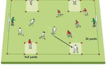 Soccer drills 10/11