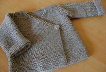 ... tricot bebè ...