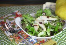 FOOD: salads / by Kimberly Rose