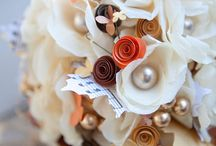 paper # Wedding # decoration#