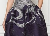 Carolina Herrera fabric