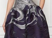 Carolina Herrera fabric