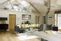 Balken interieur - balken plafonds