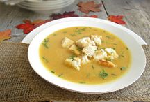 Comfort can be found in Soups and Stews / Soup and stew recipes.